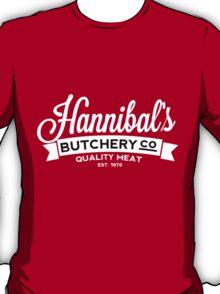 Hannibal's Butchery (LIGHT) T-Shirt