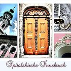 Spitalskirche Innsbruck by ©The Creative  Minds