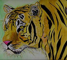 The Sad Tiger by Anne Gitto