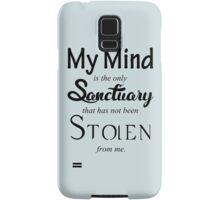 Eragon - sanctuary Samsung Galaxy Case/Skin