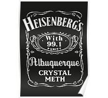 Heisenberg Pure Meth Poster