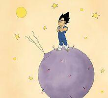 The Little Prince Of Saiyans by Aguvagu