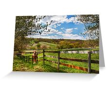 Did You Bring Me a Carrot? Greeting Card