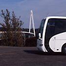 Batman Bridge and Bus by Derwent-01