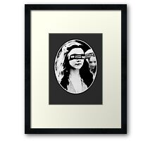 God Save Margaery Tyrell Framed Print