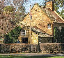 Cooks Cottage, Melbourne, Australia by DPalmer