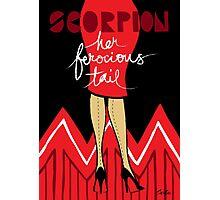 The Horoscope Series - Scorpio Photographic Print