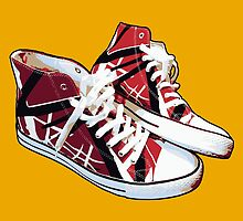 Rockin' Chuck Taylors by cpotter