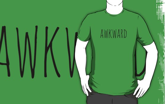 AWKWARD by Rob Price