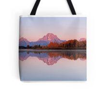 Alpen Glow Tote Bag