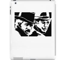 BUTCH CASSIDY and the SUNDANCE KID  iPad Case/Skin