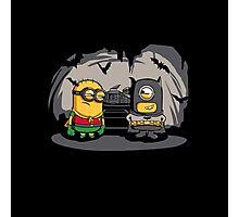Despicable Bats Photographic Print