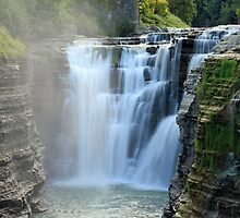 Letchworth State Park, New York by Greg Lock