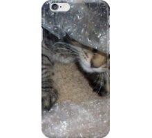 Mikino - Burrowing in Bubble-Wrap iPhone Case/Skin