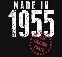 Made In 1955, All Original Parts T-Shirt