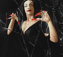 VAMPIRA RED LIP by DGSDIRECT
