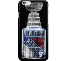Stanley Cup New York Rangers iPhone Case/Skin