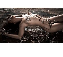 Cover Girl Esquire 2 by RihannaLove