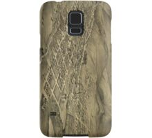 Vintage Pictorial Map of Helena Montana (1875)  Samsung Galaxy Case/Skin