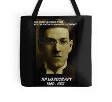 HP LOVECRAFT MEMORY Tote Bag