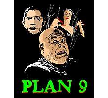 VAMPIRA PLAN 9 Photographic Print