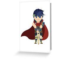 Chibi Ike Vector Greeting Card