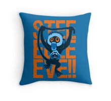 STEEEEEVE! Throw Pillow