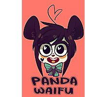 Panda Waifu Photographic Print