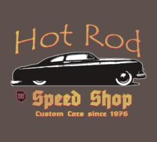 Hot Rod Speed Shop by SundaySchool