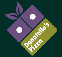 Donatello's Pizza by Olipop