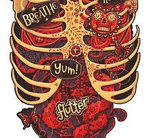 Hipster Sceleton  by changetheworld