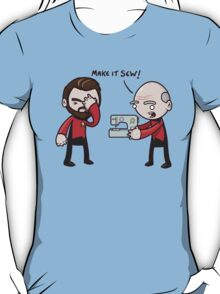 Make It Sew! - Star Trek Inspired T-Shirt
