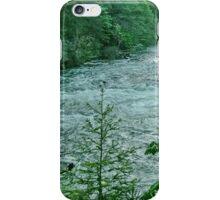 A River Running Through iPhone Case/Skin
