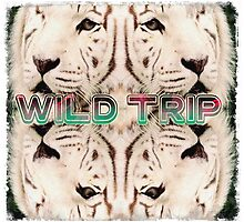 Wild Trip Tigers by changetheworld