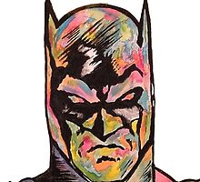 Rainbow Batman! by Jonny2may