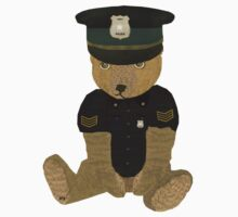 police ted  Kids Clothes
