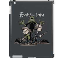 Dean and Sam iPad Case/Skin
