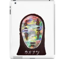 Spirited Away No Face! Kaonashi iPad Case/Skin