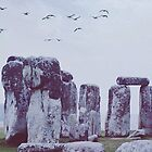 Stonehenge by Indea Vanmerllin