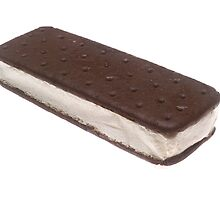 Ice Cream Sandwich by BravuraMedia