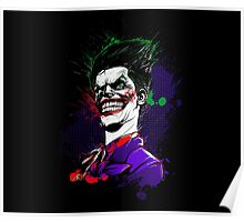 Why So Serious ? Poster