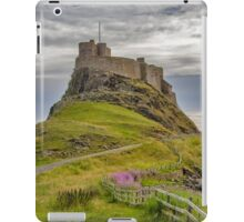 The Castle  Holy Island iPad Case/Skin
