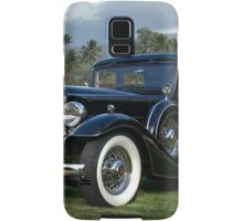 1933 Packard Super 8 Sedan Samsung Galaxy Case/Skin