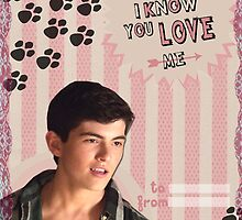 My Teenwolfed Valentine [I Know You Love Me] by thescudders
