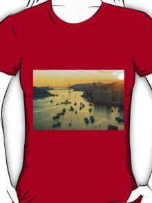 Hong Kong sunset T-Shirt