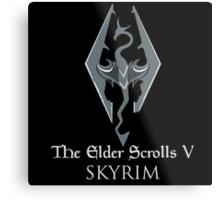 The Elder Scrolls V: Skyrim Metal Print