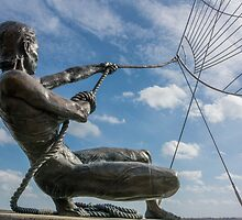 The Mariners Sculpture by Sue Martin