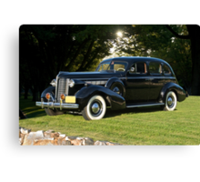 1938 Buick Century Series 60 Sedan Canvas Print