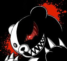 Monokuma by Spikeynator