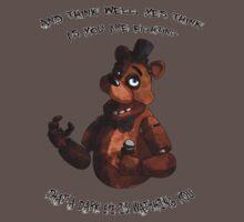 The Toreadore Teddy (english) by Keroa